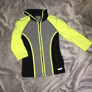 Bebe Sport Workout Jacket - S